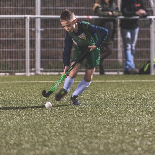 Amo Sport steunt eerste hockeyploeg in Zottegem!